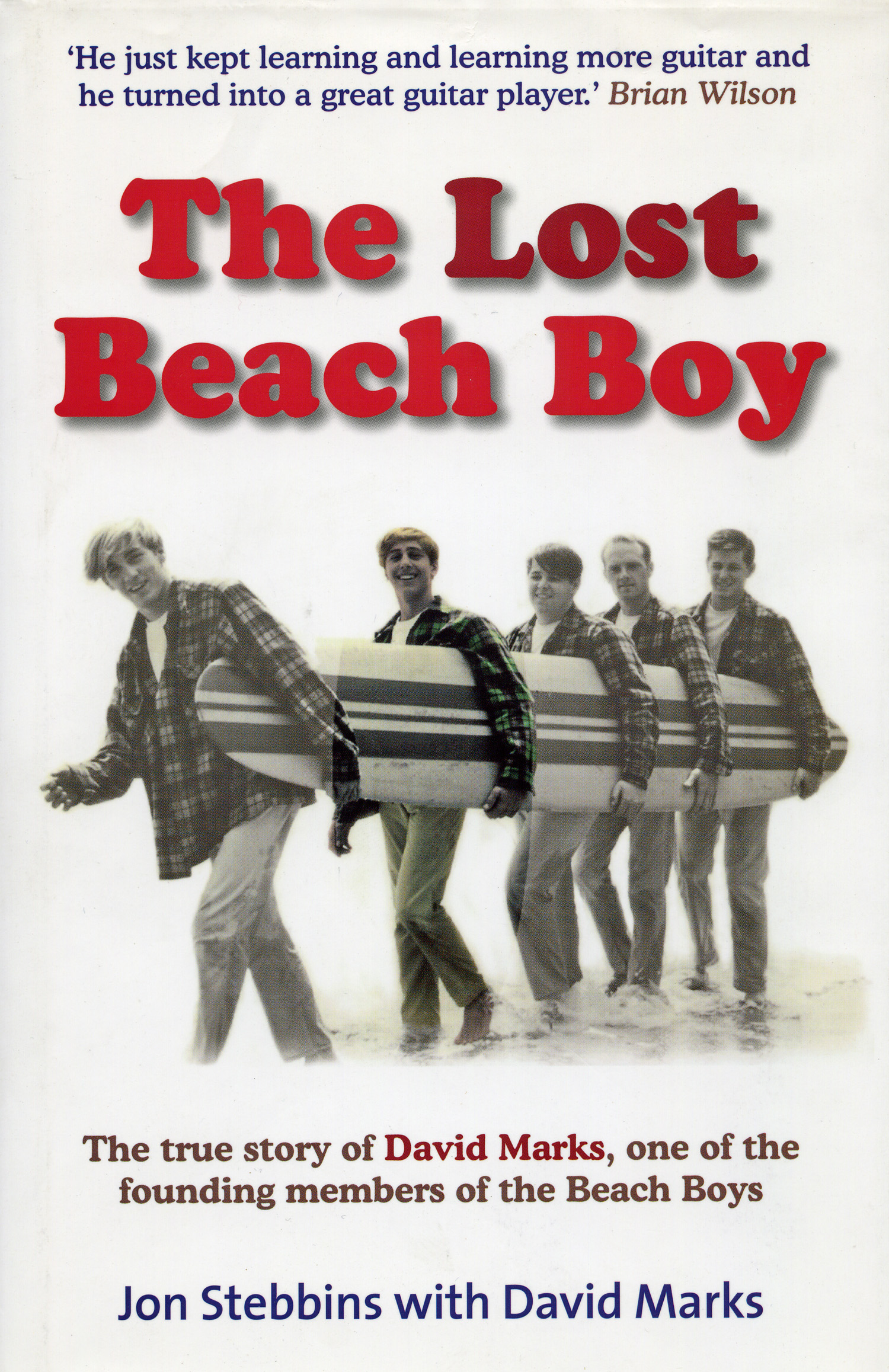 """Lost Beach Boy"" Jon Stebbins"