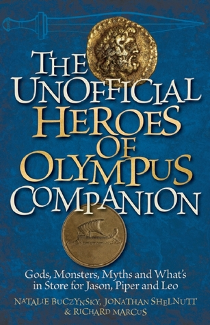 """Unofficial Heroes of Olympus Companion"" Richard Marcus"